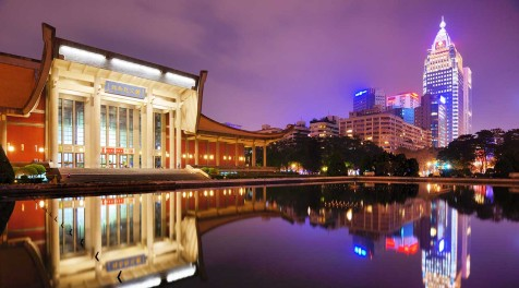 National Dr.Sun Yat-sen Memorial Hall, Taipei