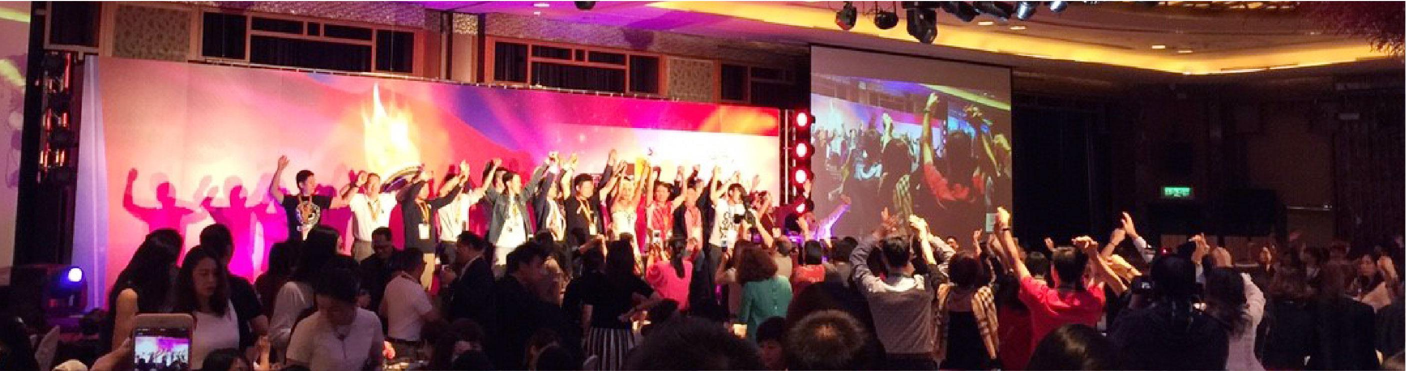 2015飛躍新星–台北之旅