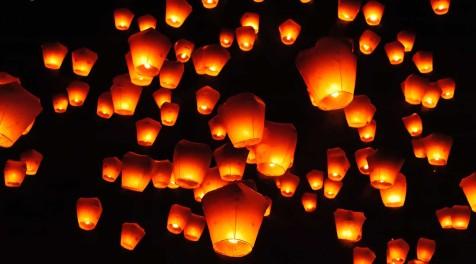 Sky Lantern, Pingxi