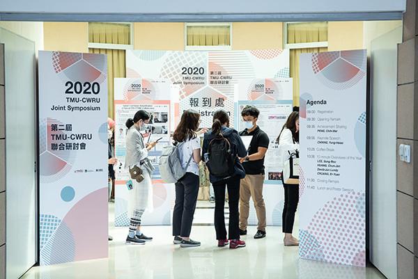 2020 「TMU-CWRU Joint Symposium」– 20201028_午餐餐敘_602x400